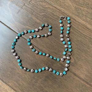 Lucky brand beaded necklace